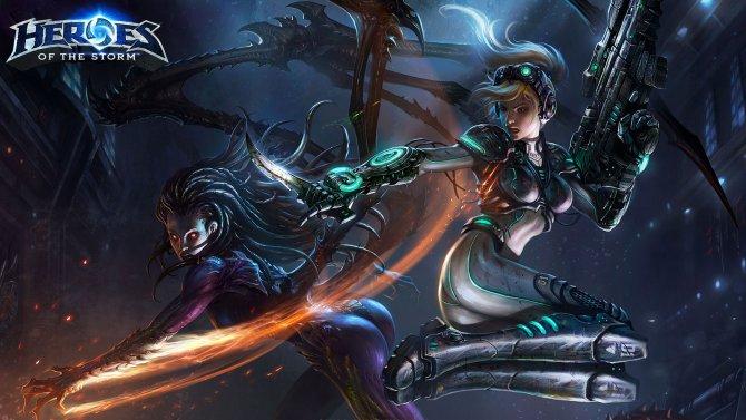 Раздаем ключи доступа к Heroes of the Storm