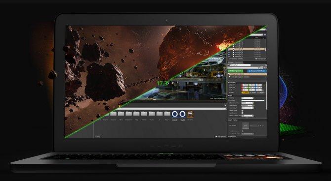 Razer Blade Pro стал еще более мощным и вместительным