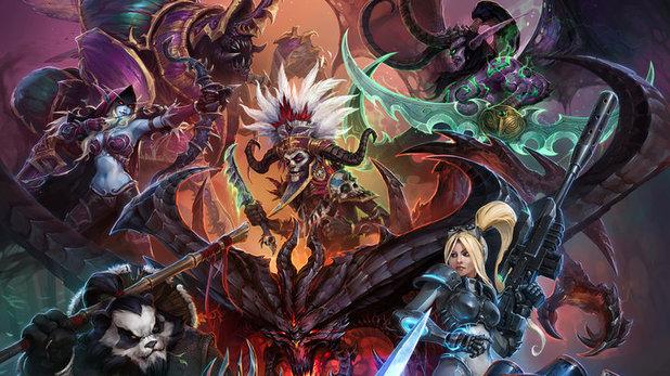 Раздаем ключи доступа к Heroes of the Storm – часть 2