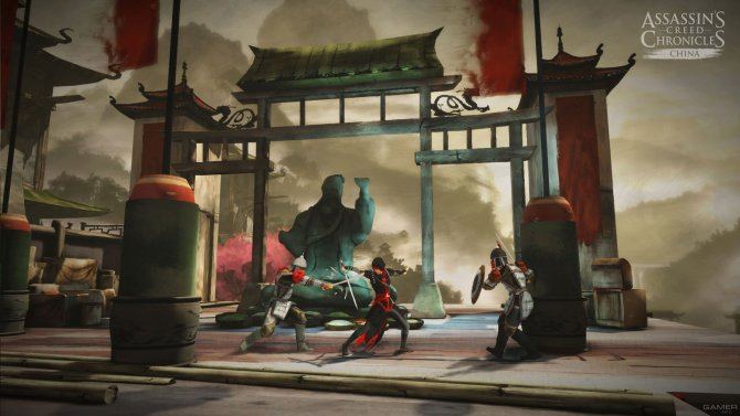 Оценки Assassin's Creed Chronicles: China