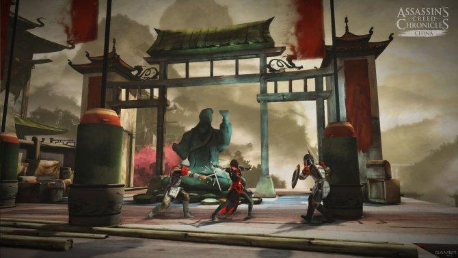 Оценки Assassin's Creed Chronicles: China