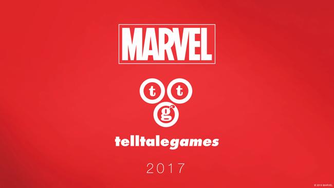 Telltale Games и Marvel стали партнерами