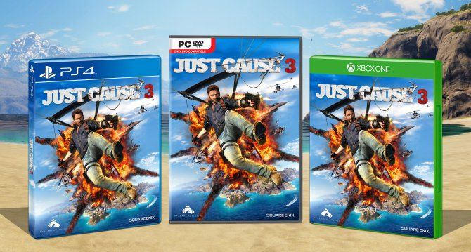 Геймплей Just Cause 3 покажут 28 апреля