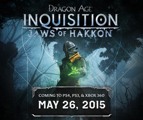 Дата выхода DLC Jaws of Hakkon на PS3, PS4 и Xbox 360