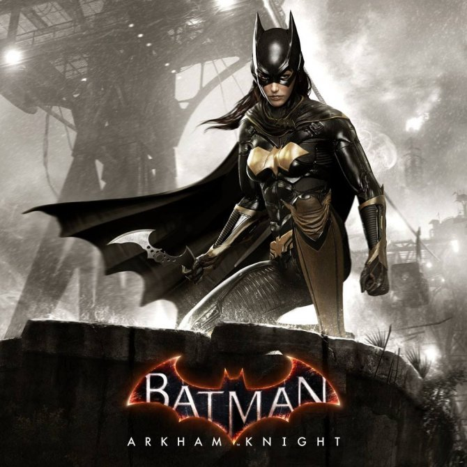 Бэтгёрл в Batman: Arkham Knight