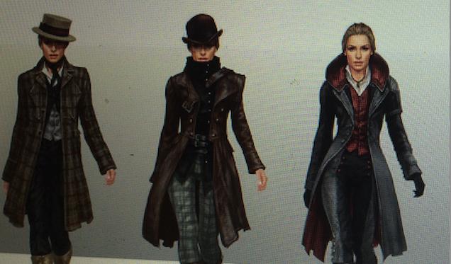 В Assassin's Creed: Syndicate можно будет поиграть за девушку