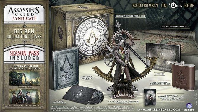 Издание «Биг Бен» Assassin's Creed Синдикат
