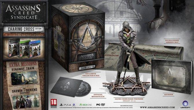 Издание «Чаринг-Кросс» Assassin's Creed Синдикат