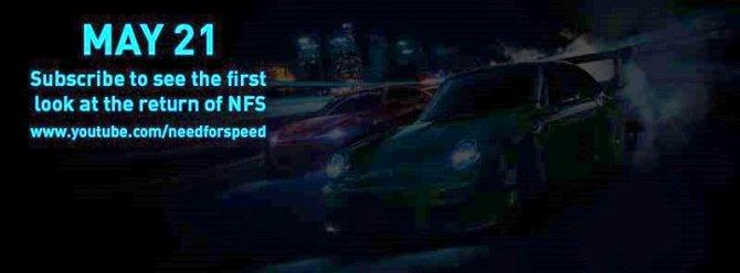 Новую Need for Speed анонсируют на этой неделе