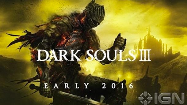 Dark Souls III выйдет в начале 2016 года