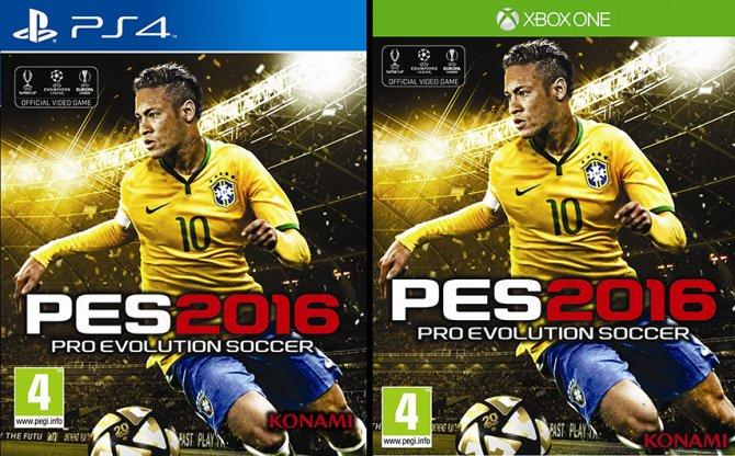 PES 2016 выйдет на неделю раньше FIFA 16