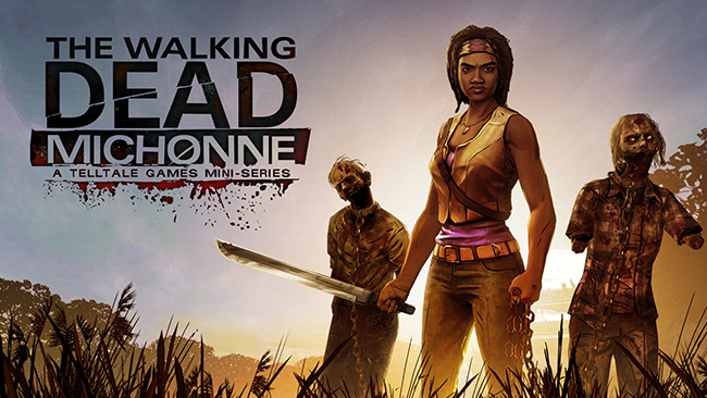 Анонс The Walking Dead: Michonne - A Telltale Games Mini-Series