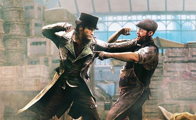 Еще больше Assassin's Creed Syndicate на PlayStation 4