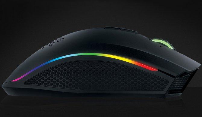Компания Razer анонсировала новую мышь Razer Mamba