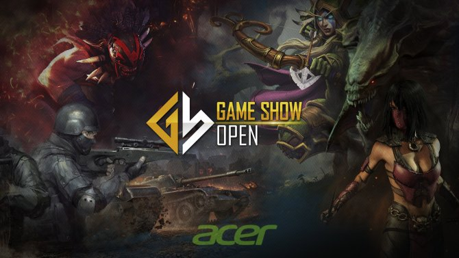 Acer Game Show Open