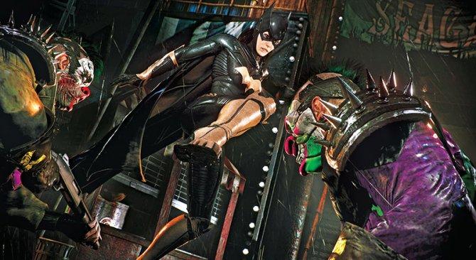 Batgirl DLC не выйдет на ПК, пока Batman: Arkham Knight не починят