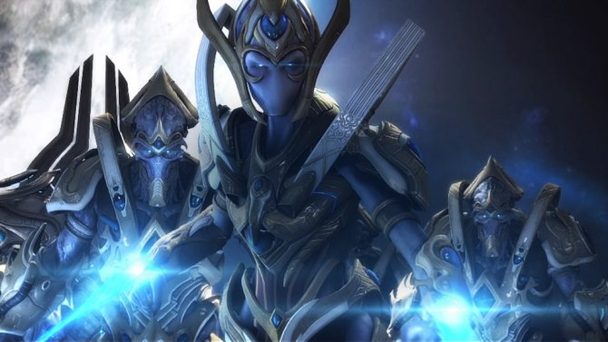 Пролог к StarCraft 2: Legacy of the Void уже вышел