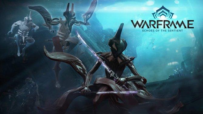 Обновление Warframe Echoes of the Sentient уже доступно на РC
