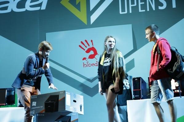 Финальный релиз первого сезона Game Show Open