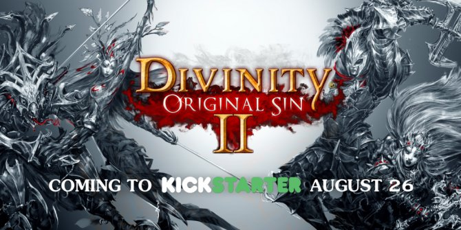 Divinity: Original Sin 2 анонсирован, снова пойдет на Кикстартер