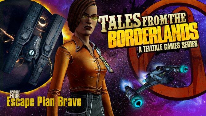 Четвертый эпизод Tales from the Borderlands совсем скоро