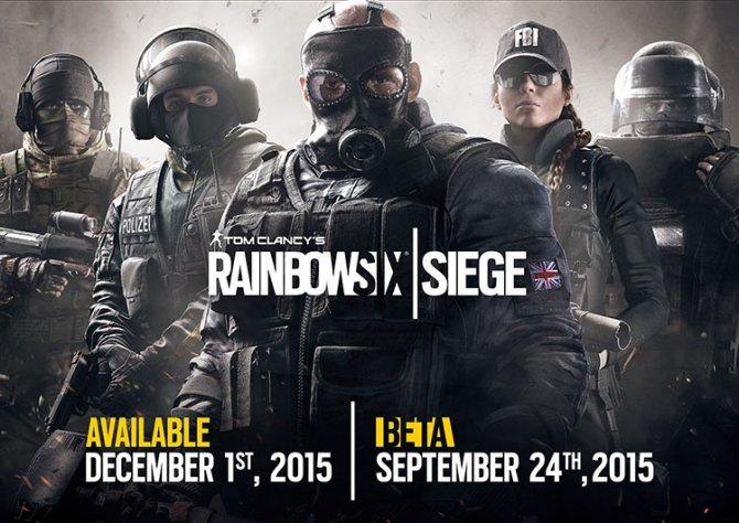 Rainbow Six Siege не выйдет в срок