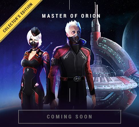 Коллекционное издание Master of Orion