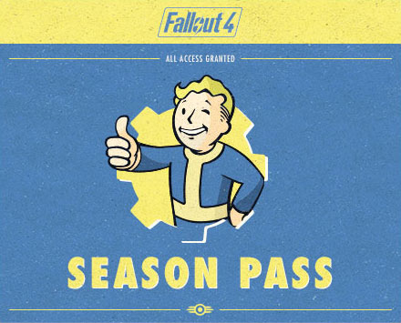 Fallout 4 обзаведется сезонным пропуском