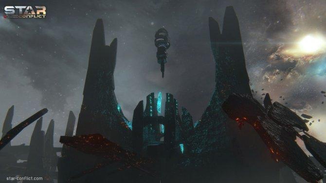 Star Conflict обновился до версии 1.2 – «Псы войны»