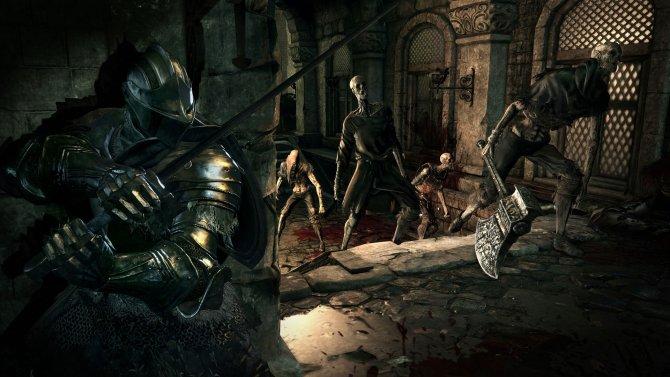 Объявлена дата релиза Dark Souls III, пока японская
