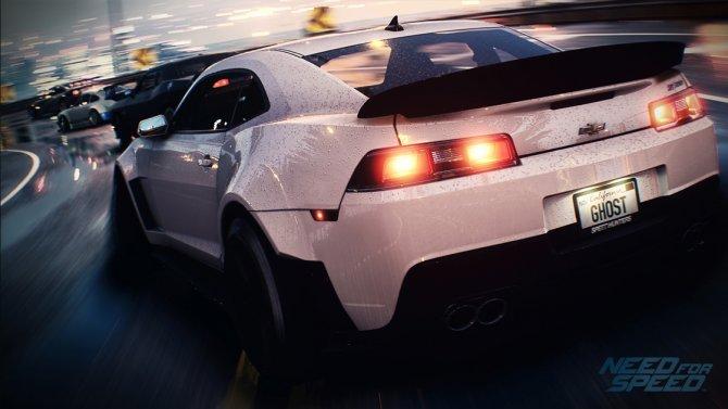 ПК-версия Need for Speed не выйдет в этом году