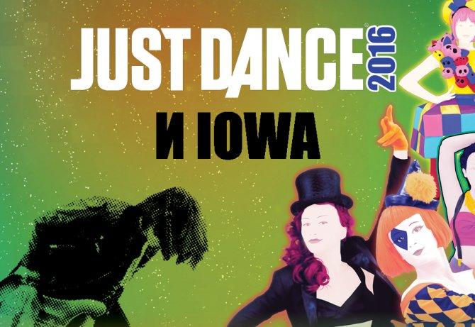 Улыбайся и танцуй с Just Dance 2016