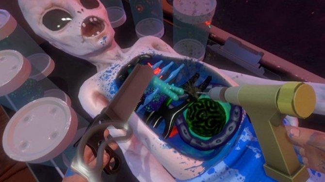 Surgeon Simulator: «Experience Reality» Edition
