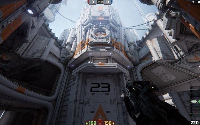 Открыт сервер Unreal Tournament в России