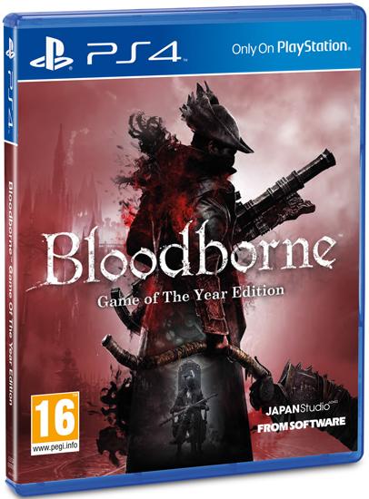 Bloodborne заслужила GOTY-издание