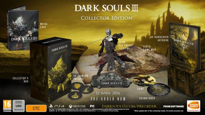 Dark Souls III Collector's Edition
