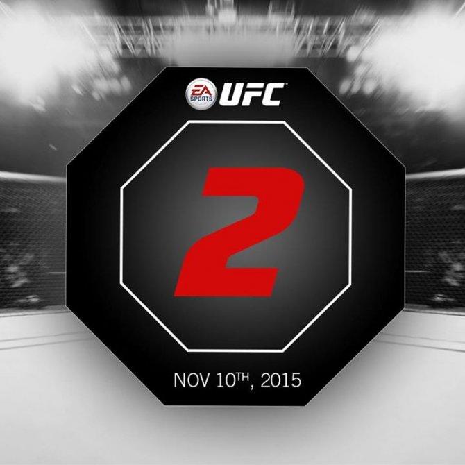 EA официально подтвердили разработку UFC 2