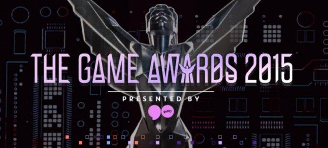 Названы номинанты The Game Awards 2015