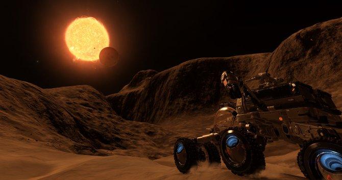 Бета-тест Elite Dangerous: Horizons начнется с Planetary Landings уже сегодня
