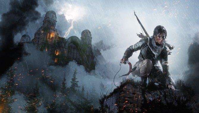 Детали дополнений Rise of the Tomb Raider