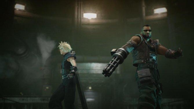 Final Fantasy VII Remake разрежут на эпизоды