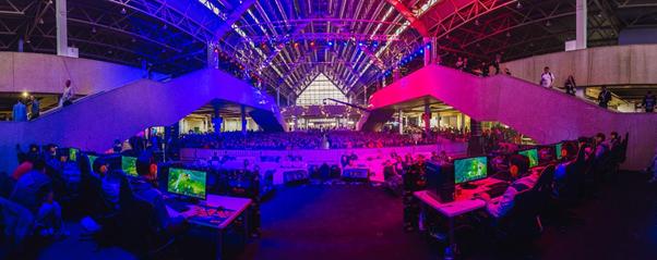 DreamHack Moscow 2015 - как это было