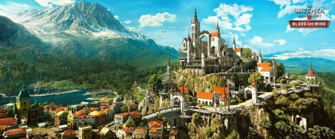 DLC «Кровь и Вино» к The Witcher 3