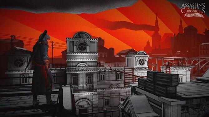 Assassin's Creed Chronicles Китай и Россия выйдут в 2016 году