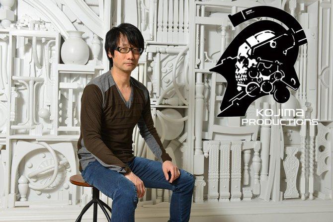 Sony рассказали о соглашении с Kojima Productions