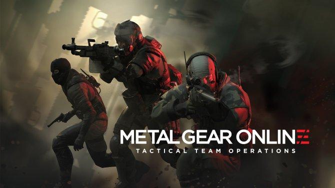 Бета-тест Metal Gear Online на ПК стартует завтра