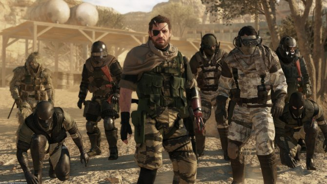 Состоялся полноценный релиз Metal Gear Online на ПК