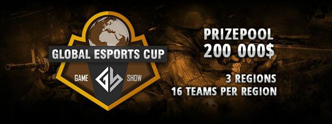 Финалы GEC CS:GO – в Вильнюсе, 4-7 февраля