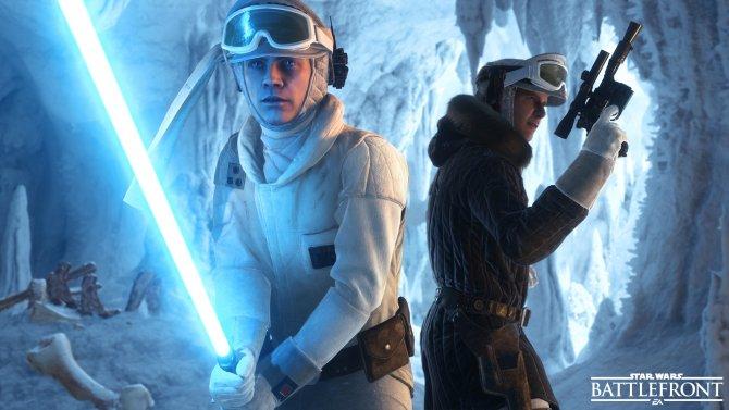 Новый контент для Star Wars Battlefront
