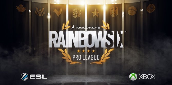 Ubisoft, Xbox и ESL представляют киберспортивную лигу Tom Clancy's Rainbow Six Pro League